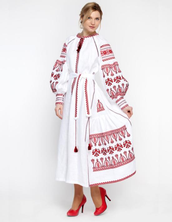 UKRAINIAN DRESS VYSHYVANKA